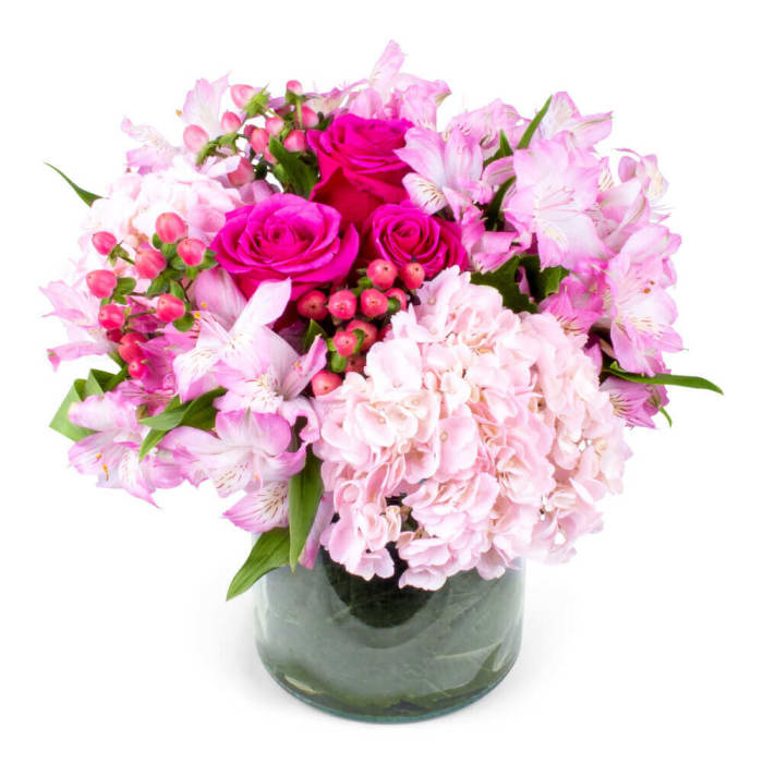 Baby Pink Bouquet