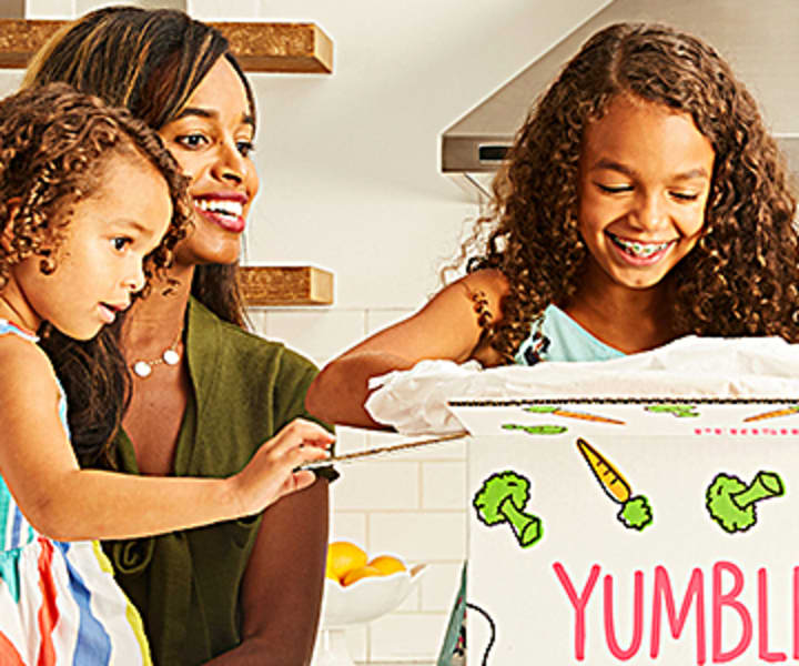 Making meal time with kids less stressful thanks to Yumble