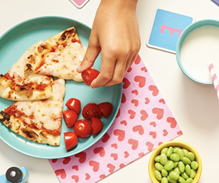 Weekday dinner menu ideas with kids