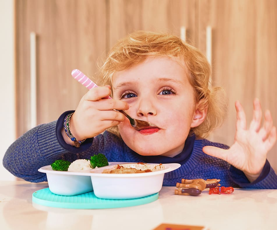 4 Common Types Of Picky Eaters