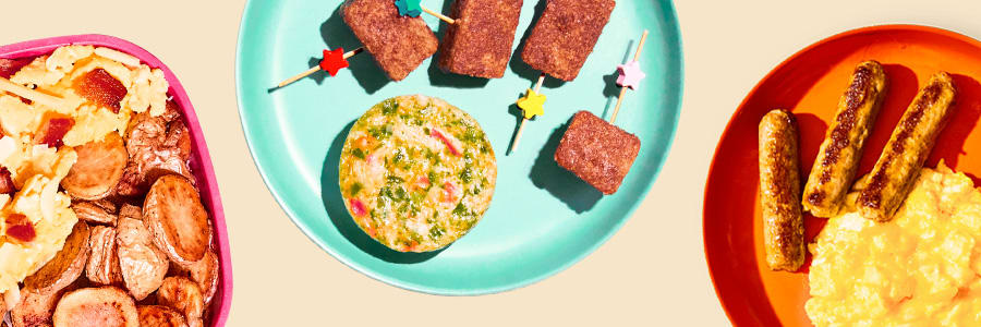 Breakfast Ideas for Healthy kids and Toddlers