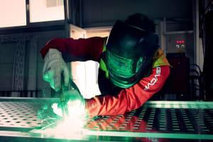 custom ironworks business plan