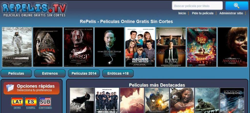 Dónde Ver Películas Online Gratis Sin Descargar