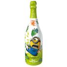 MINIONKI Napój musujący dla dzieci Minionki - winogrono 750ml
