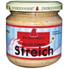 ZWERGENWIESE Sunflower Paste with Tomatoes and Rucola BIO 180 g
