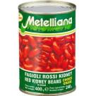 METELLIANA Fasola czerwona 400g