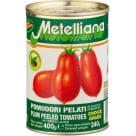 METELLIANA Pomidory pelati całe bez skórki 400g