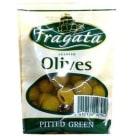 FRAGATA Oliwki zielone drylowane (torba) 200g