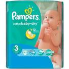 PAMPERS Active Baby Pieluchy Rozmiar 3 Midi (4-9kg) 22 szt 1szt