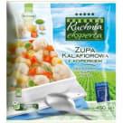 OERLEMANS Frozen Cauliflower soup with dill 450g