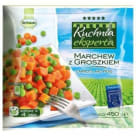 OERLEMANS Frozen Carrot with beans 450 g