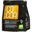 COCOA Raisins in raw chocolate BIO 70g