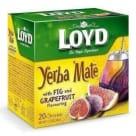 LOYD TEA Yerba Mate o smaku fig i grejpfruta 20 torebek 1szt
