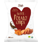 TRAFO Sweet potato chips with baked on coconut oil BIO 80g