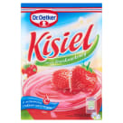 DR. OETKER Kisiel truskawkowy z sokiem owocowym 38g