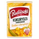 PUDLISZKI Canned Corn 400 g