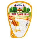 PIĄTNICA Cottage Cheese with Honey 150 g
