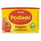 DROSED Pasztet podlaski pomidorowy 155g