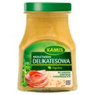 KAMIS Mustard - Deli + 20% Extra 185g