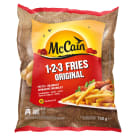 MCCAIN 1.2.3 Straight Fries 750 g
