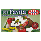 MLEKOVITA Favita 16% Fat Cheese for Salads and Sandwiches 270 g