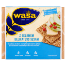 WASA Delikatess Sesam Sesame Crispread 220g