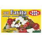 MLEKOVITA Favita 12% Fat Cheese for Salads and Sandwiches 270 g