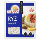 RISANA Long Grain White Basmati Rice 400 g