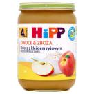 HIPP Owoce&Zboża Kleik ryżowy z owocami BIO - po 4 miesiącu 190g