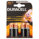 DURACELL Basic LR 6 / AA /  Alkaline Battery 1 pc
