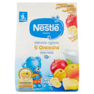 NESTLÉ 5 Fruits Milky Rice Gruel - for 9 months 230 g