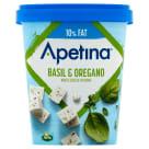 ARLA Apetina Ser typu śródziemnomorskiego w kostkach z bazylią i oregano 200g
