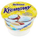 BAKOMA Kremowy Coconut & Almond Yoghurt 150g
