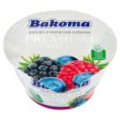 BAKOMA Premium Jogurt z owocami leśnymi 140g