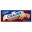 WEDEL Chałwa Królewska waniliowa z bakaliami i kakao 250g