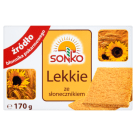 SONKO Light Bread with Sunflower Seeds 170 g