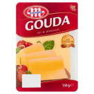 MLEKOVITA Gouda Cheese Slices 150 g