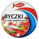 GRAAL Byczki w pomidorach 300g