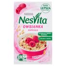 NESTLÉ NesVita Oatmeal with milk and raspberries 50g