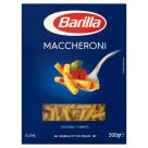 BARILLA Makaron krótkie rurki Maccheroni 500g