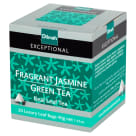 DILMAH Exceptional Green Tea with Jasmine  Petals 20 Bags 40 g