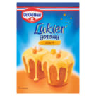 DR. OETKER Lukier do ciast żółty 100g