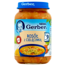 GERBER Kuchnia Polska Zupka Broth with veal - after 9 months 190 g