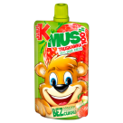 KUBUŚ Mus 100 % strawberry apple banana carrot 100 g