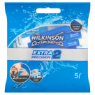 WILKINSON Extra 2 Precision Razors - 5 pcs 1 pc