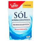 SANTE Sól morska drobnoziarnista z magnezem 350g
