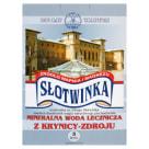 KRYNICZANKA Mineralna woda lecznicza Słotwinka 5l