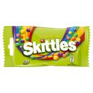 SKITTLES Crazy Sours Cukierki do żucia owocowe lekko kwaśne - saszetka 38g