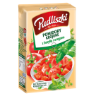 PUDLISZKI Tomatioes with basil&oregano 390 g