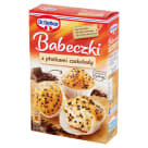DR. OETKER Muffins with chocolate petals 300 g
